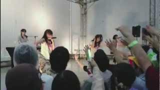 アイドル横丁夏祭り!!~2012~ 新木場STUDIOCOAST 横丁一番地 12年7月1...