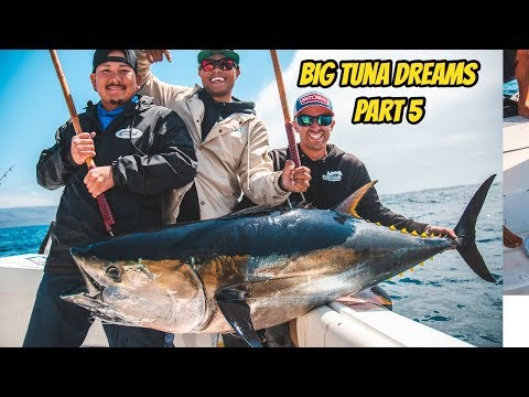 Huge Bluefin Tuna Fishing On The West Coast #BigTunaDreams