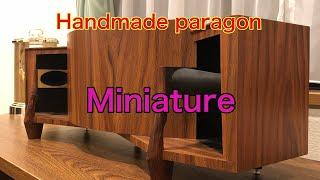 Handmade paragon Miniature