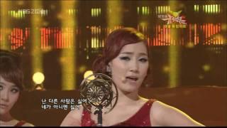 Wonder Girls - Nobody Ballad + Dance Version [Live 2008.09.26]