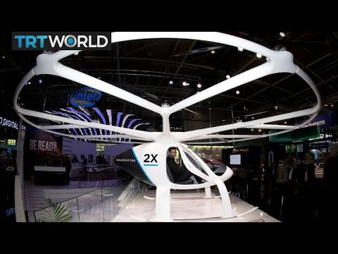Singapore tests flying taxi service | Money Talks