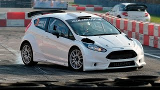 ShakeDown - Longhi Santini - FIESTA R5 - 8° Franciacorta Rally Show