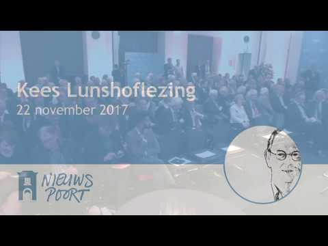 Kees Lunshoflezing 2017 door Jozias van Aartsen