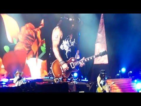 Sweet Child O' Mine - Guns n' Roses (São Paulo Trip 2017)