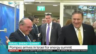 US, Mediterranean leaders discuss gas pipeline thumbnail
