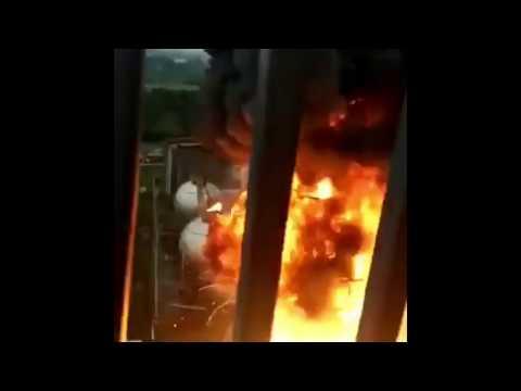 Una explosión en una planta química de China causa decenas de muertos