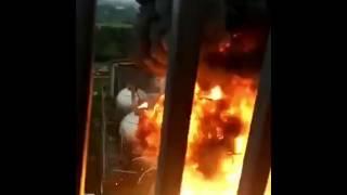 Huge Explosion Chemical Plant in Jiangsu, China 2019