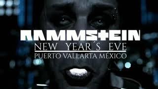 Rammstein en Puerto Vallarta para dar fin de año  2018 y comenzar 2019 al 100