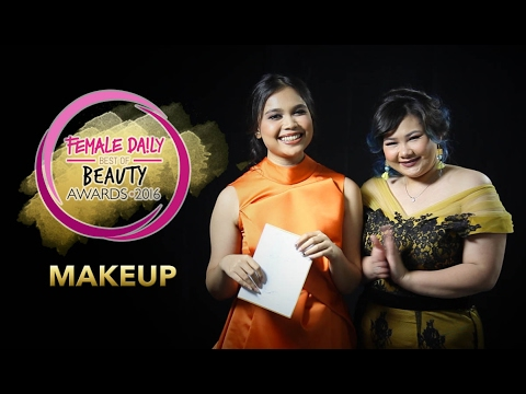 Female Daily Best of Beauty Awards 2016 | Makeup