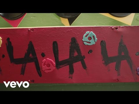 Fergie - L.A.LOVE (la la) (Lyric Video)