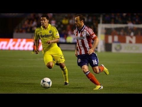 HIGHLIGHTS: Chivas USA vs Columbus Crew | March 2, 2013