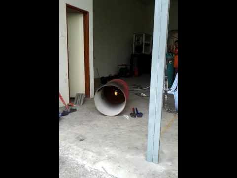 Malaysia industrial LPG burner