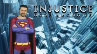 Injustice Angry Review (Video Game Video Review)