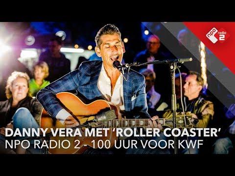 Danny Vera betovert met akoestische uitvoering 'Roller Coaster'   NPO Radio 2