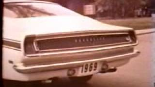 69 Plymouth Valiant Barracuda Commercial