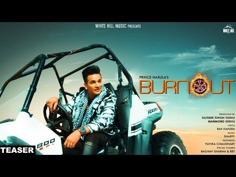 Burnout (Teaser) Prince Narula feat Yuvika Chaudhary | Rel on 15th Sep | White Hill Music
