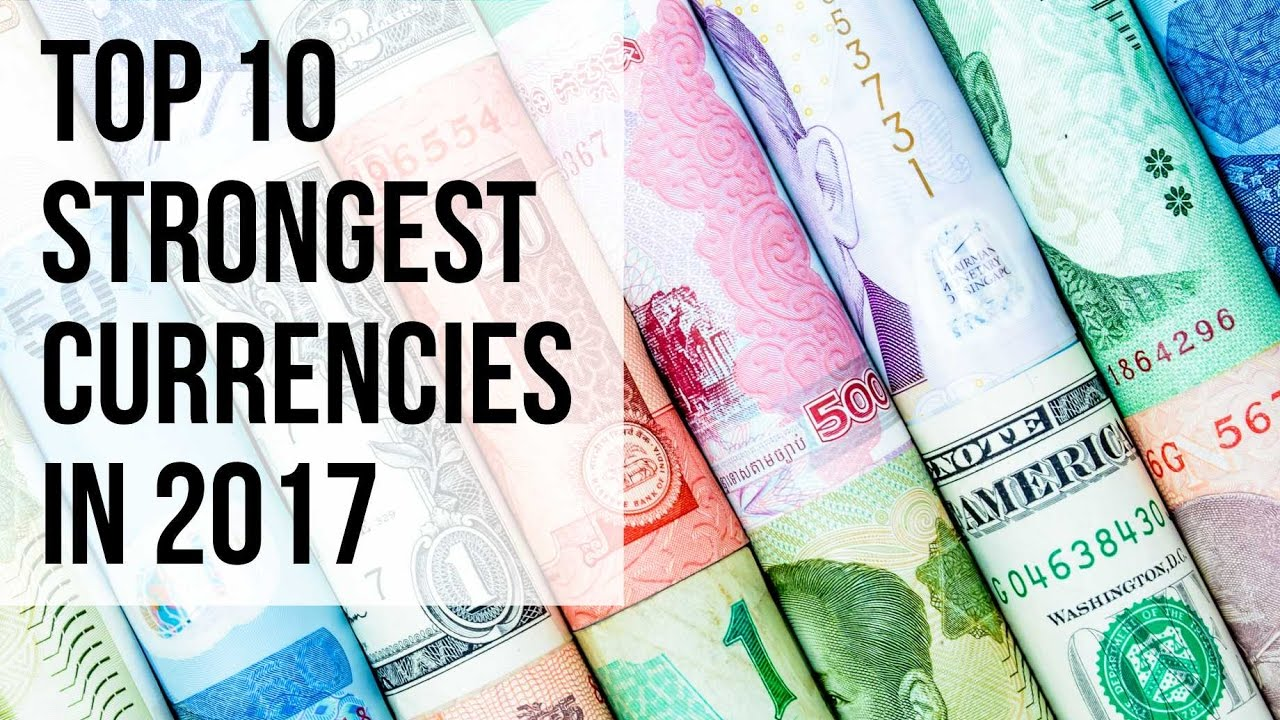 Strongestcurrencies Top10 Topcurrencies