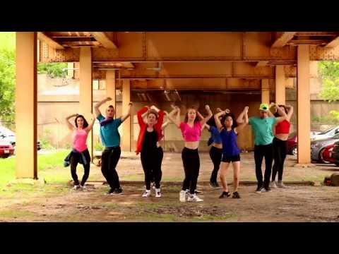 Major Lazer ft. Sean Paul Come On To Me [Crazy For Fun Choreo]