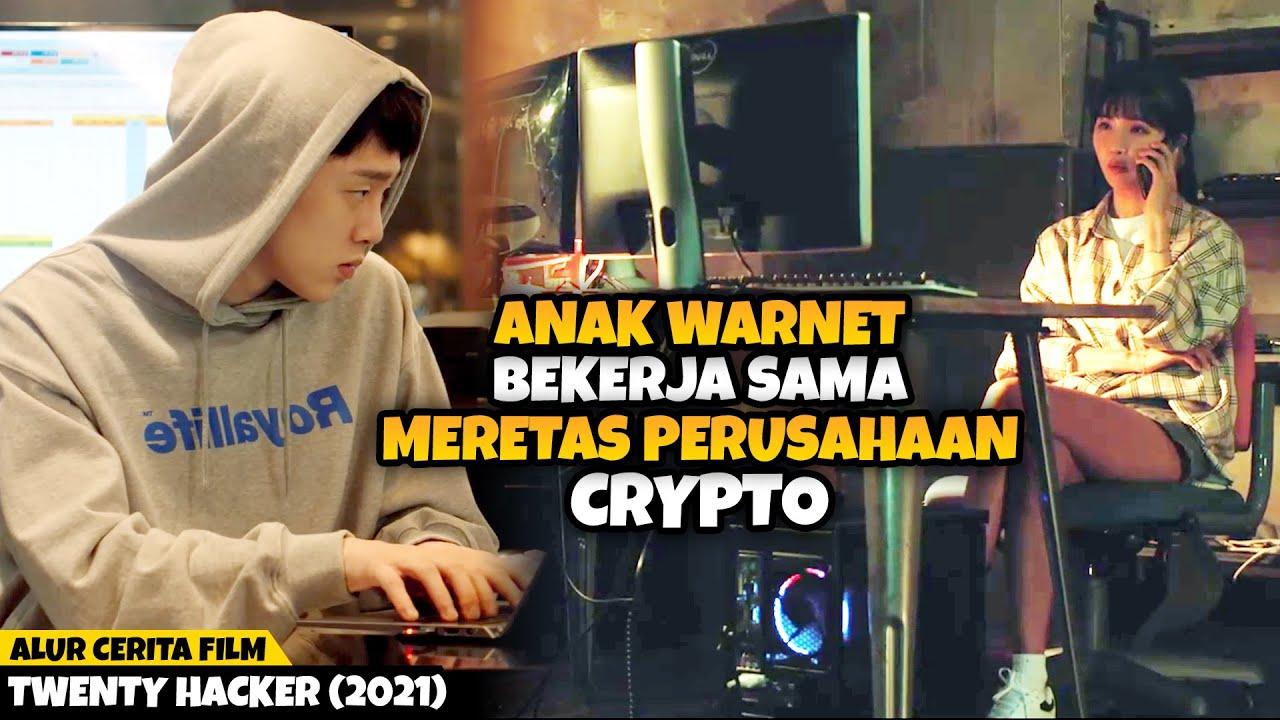 Hacker Muda Ini Hanya Seorang Operator Warnet - Alur Cerita Film Twenty Hacker (2021)