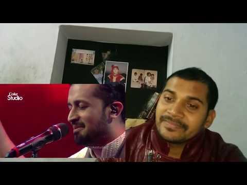 Reaction Video : Atif Aslam, Tajdar-e-Haram, Coke Studio Season 8, Episode 1