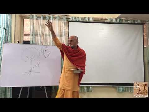 Бхагавад Гита 5 - Ватсала прабху