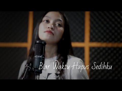 Download  Hanin Dhiya   Biar Waktu Hapus Sedihku Cover  Vania Firdaus Gratis, download lagu terbaru