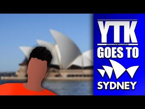 YTK Goes to Sydney - Cinematic