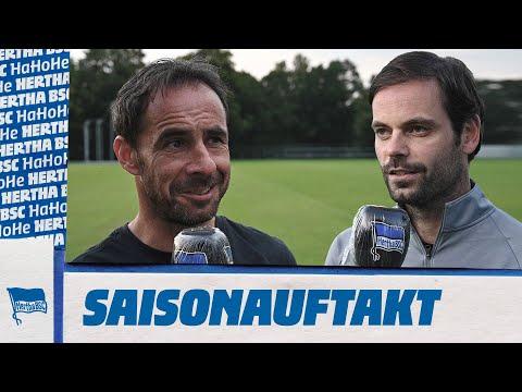 U19 & U17: Saisonauftakt und Ziele   Hertha BSC