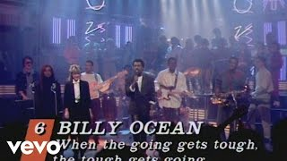 Download Lagu Billy Ocean - When the Going Gets Tough, the Tough Get Going (Top Of the Pops 1986) mp3