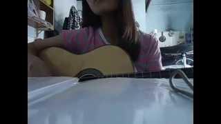 guitar cover- Nhật Ký -Thủy Tiên (tieulongha)