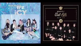 ITZY (있지) x Gugudan (구구단) - The Icy Cherry Boots (remix)