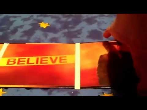 Justin Bieber Believe Gold Deluxe Edition