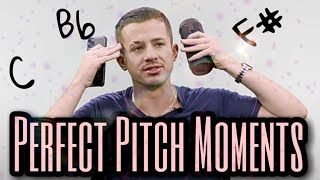 Charlie Puth Perfect Pitch moments