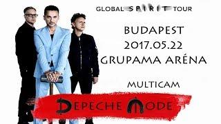 Depeche Mode @ Budapest 2017.05.22 (Multicam)