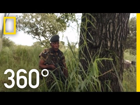 The Protectors, Walk in the Ranger's Shoes (Full VR Documentary) | National Geographic