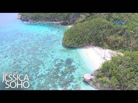 Kapuso Mo, Jessica Soho: Cave paintings in Ticao Island, Masbate