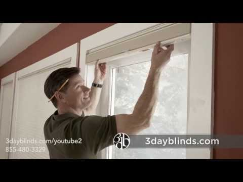 3 Day Blinds- You'll Love the Treatment!