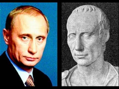 are obama & putin CLONES of ANCIENT RULERS ???