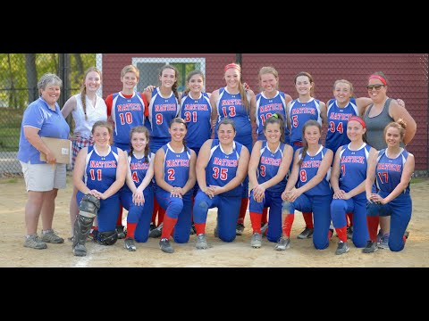 2016 Natick High School Varsity Softball