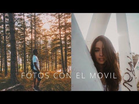 cómo hacer BUENAS FOTOS CON EL MOVIL + EDICIÓN | 5 tips | Andrea GC