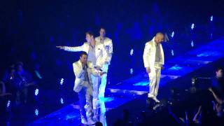 backstreet boys - show me the meaning of being lonely - (chicago, il 5-25-11)
