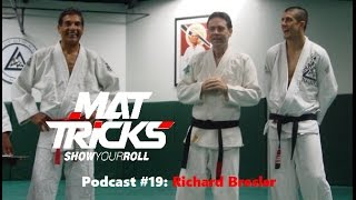 The First American To Ever Train BJJ with Rorion Gracie: Richard Bresler