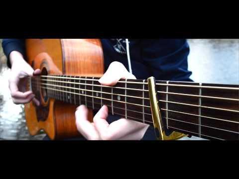 Afire Love - Ed Sheeran [X] Fingerstyle Guitar Cover by Eddie van der Meer