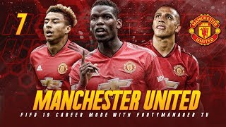 FIFA 19 Career Mode: Manchester United #7 - BAYERN MASSIVE CHAMPIONS LEAGUE GAME (FIFA 19 Gameplay)