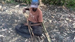 Making a spear