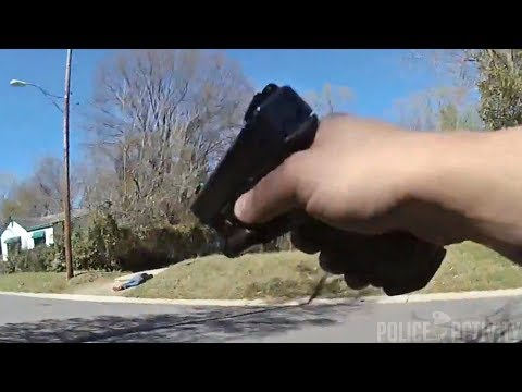 Bodycam Shows Fatal Police Shooting in Charlotte, North Caro