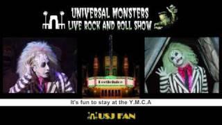 Y.M.C.A - ユニモン.ver Lyrics