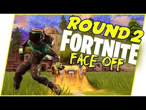 He Did SO Good I Gave Him MONEY For Losing! - MAV3RIQ Fortnite Faceoff #1 | Round 2