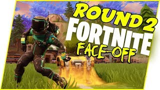 He Did SO Good I Gave Him MONEY For Losing! - MAV3RIQ Fortnite Faceoff #1 | Round 2