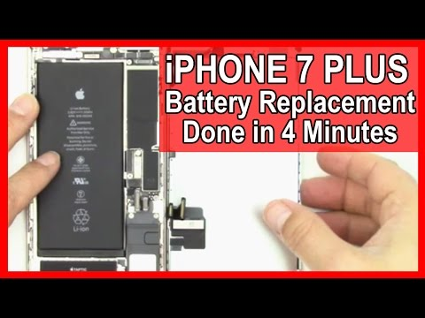 How To: Replace The Battery In Your IPhone 7 Plus In 4 Minutes